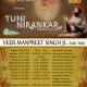 Veer Manpreet Singh Australia Tuhi Nirankar Tour